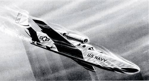Самолет-подлодка Conveir