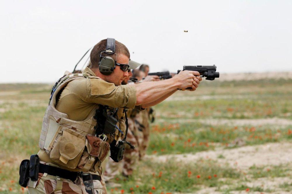 Стрельба из Glock
