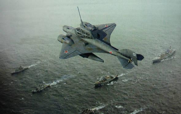 Субмарина-самолёт
