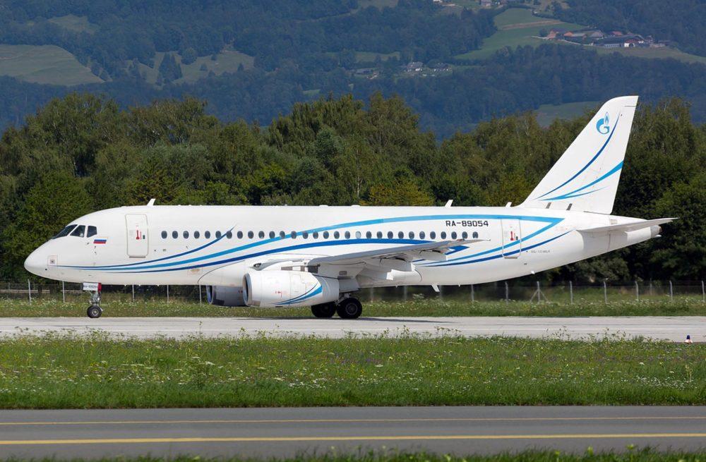 Sukhoi Superjet-100-95LR