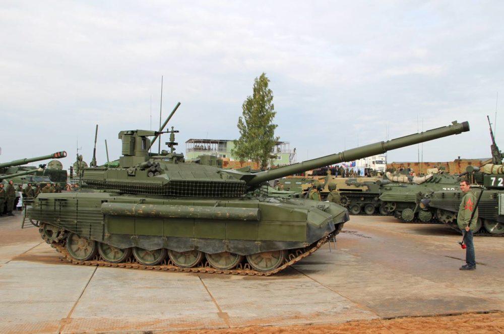 """Т-90 с """"Кордом"""""""