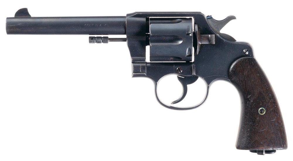 Топ-5 - Colt 1909