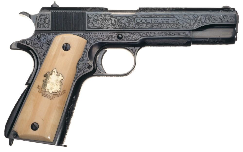 Топ-5 - Colt 1911A1