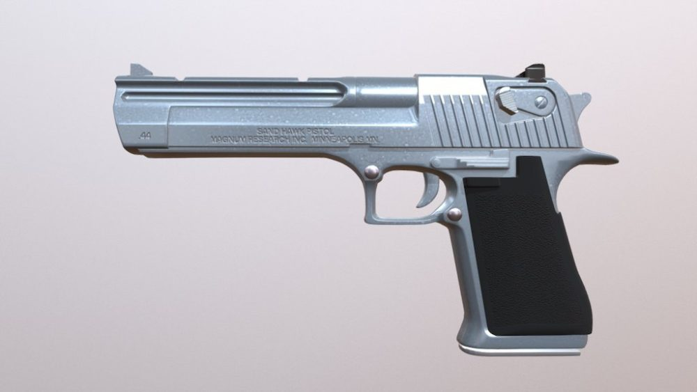 Топ-5 - Desert Eagle