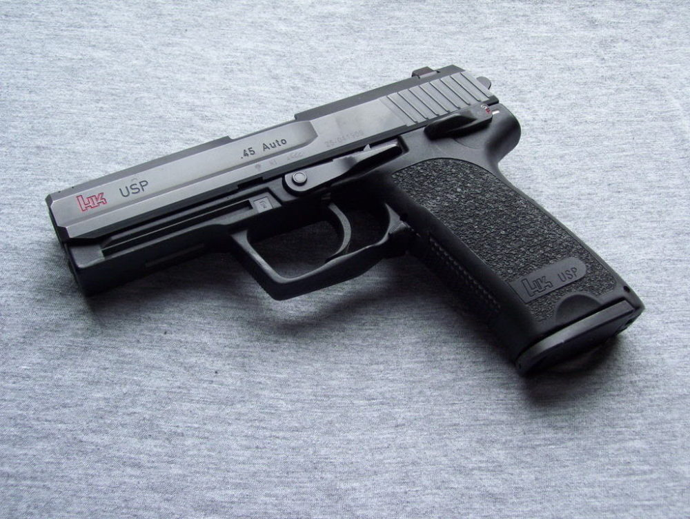 Топ-5 - Heckler and Koch USP