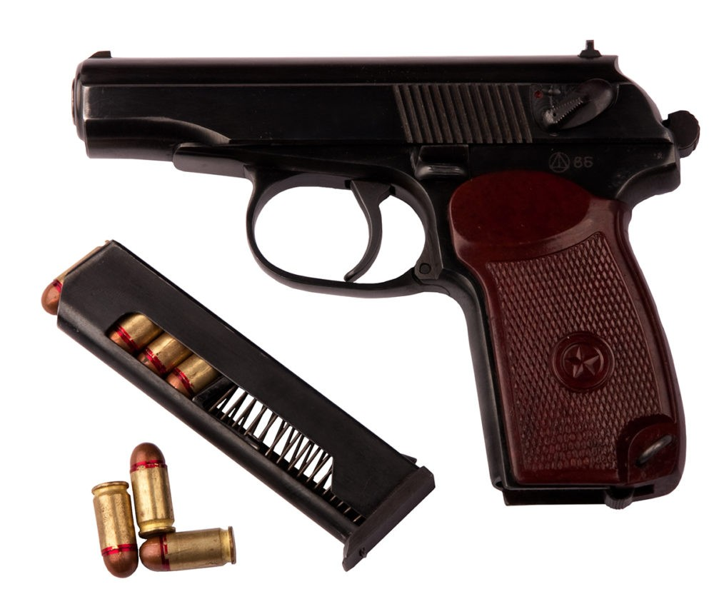 Топ-5 - пистолет Макарова