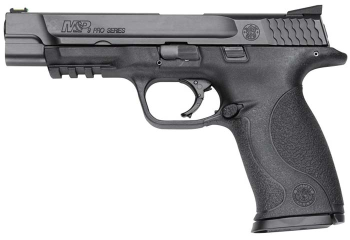 Топ-5 - Smith & Wesson M&P9
