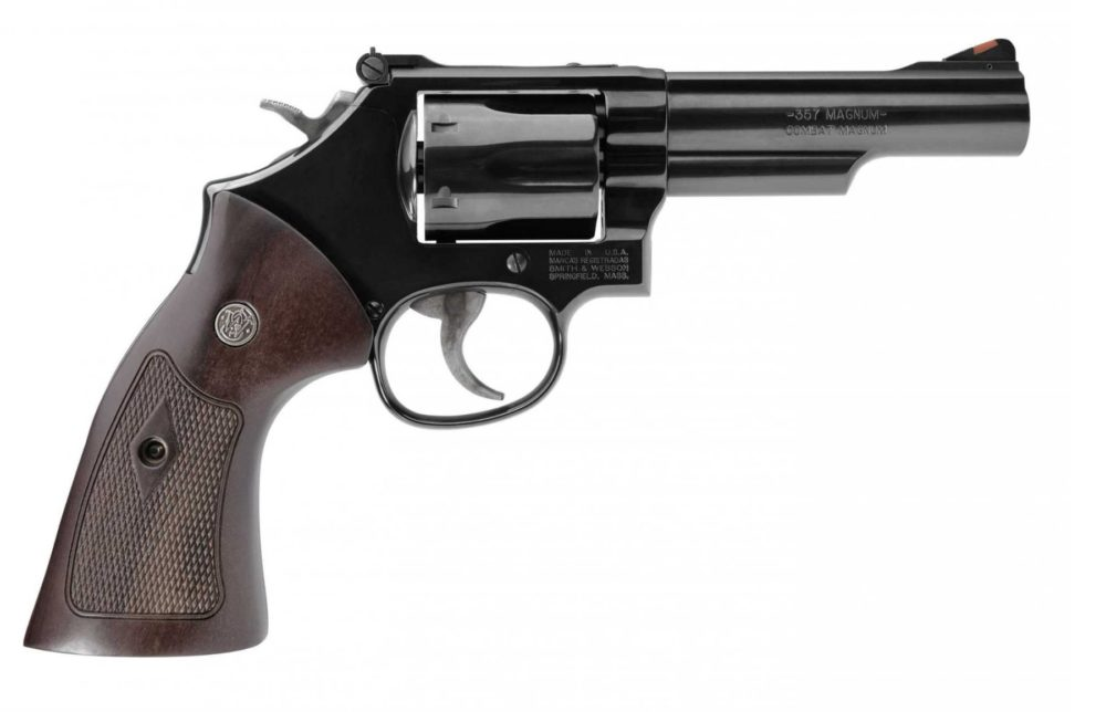 Топ-5 - Smith & Wesson Model 19