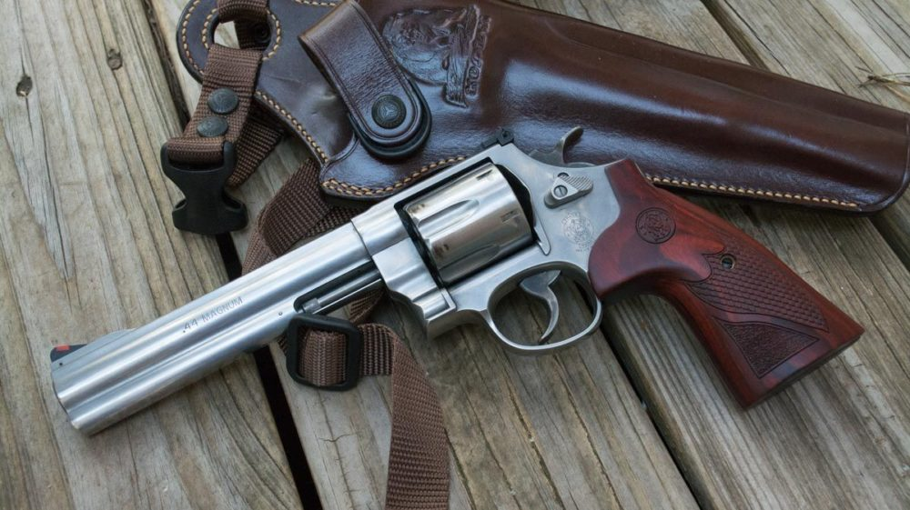 Топ-5 - Smith & Wesson Model 29