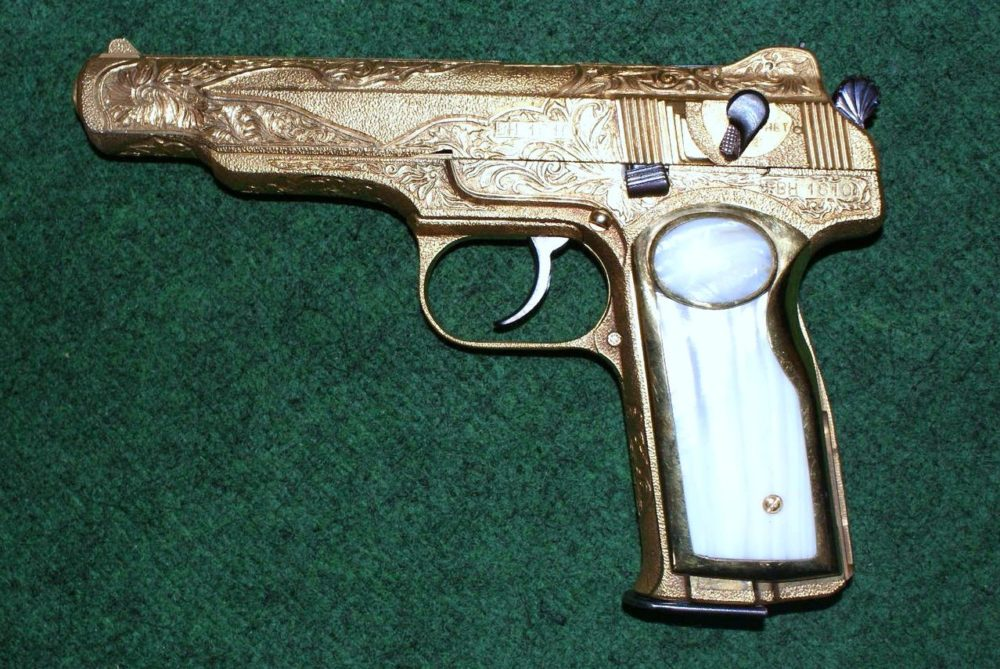 Золотой АПС-М