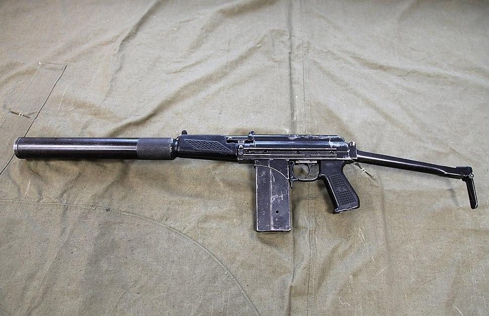 9А-91 с глушителем