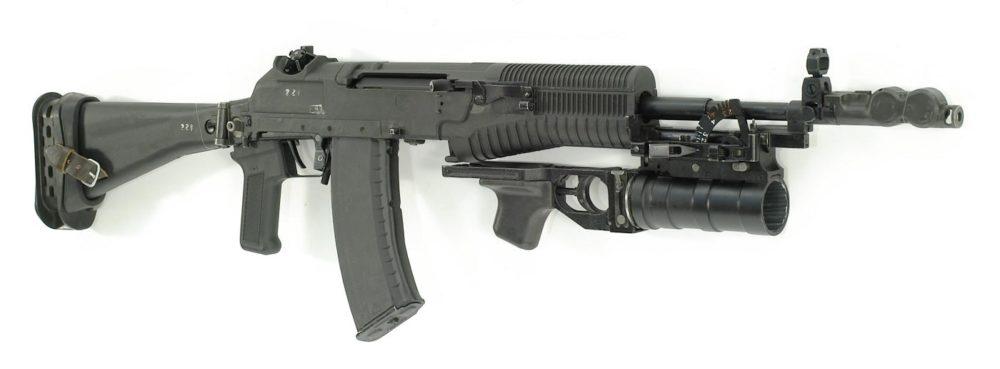«Абакан» с ГП-25