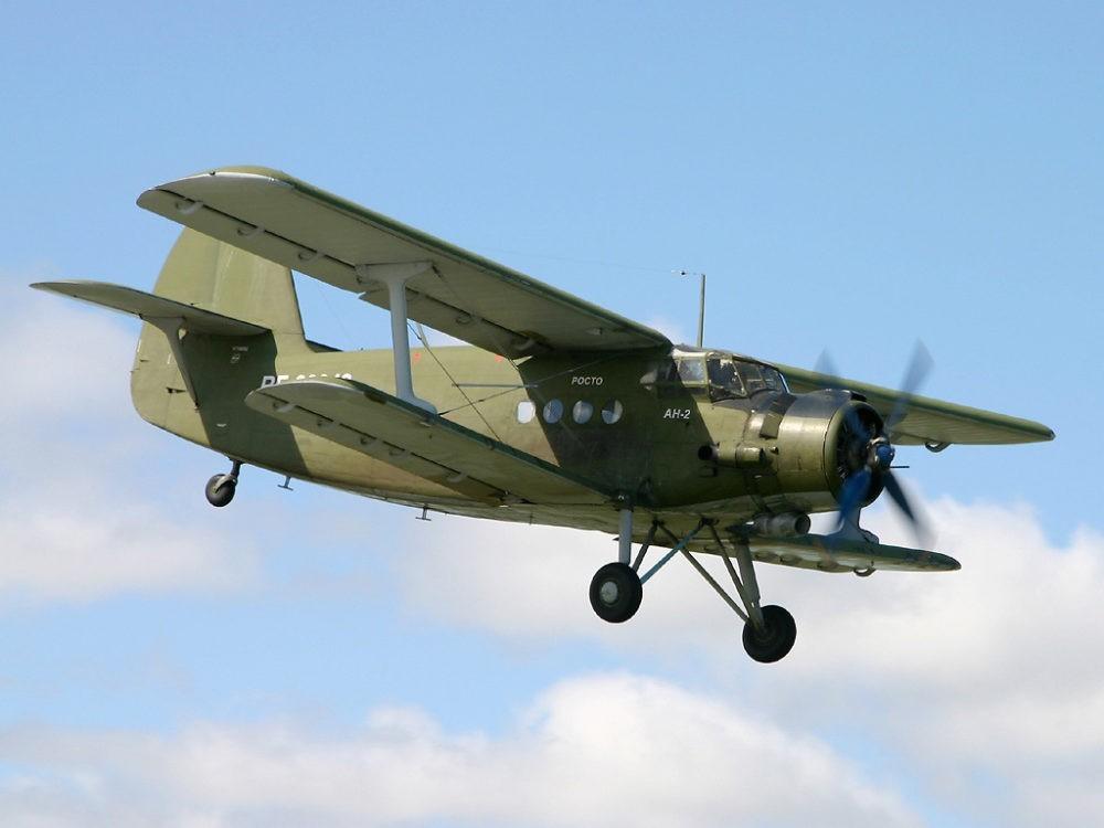Самолет ан 2 история создания