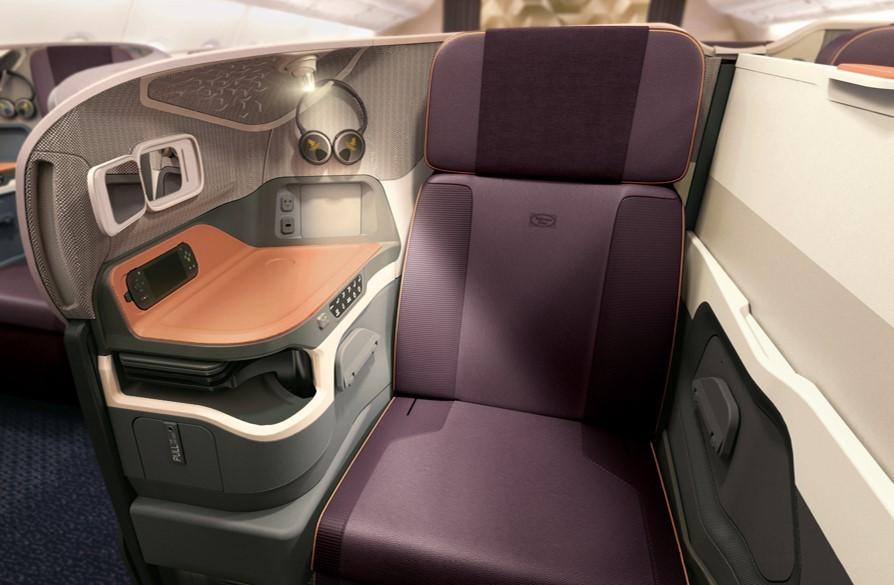 Бизнес-класс А380