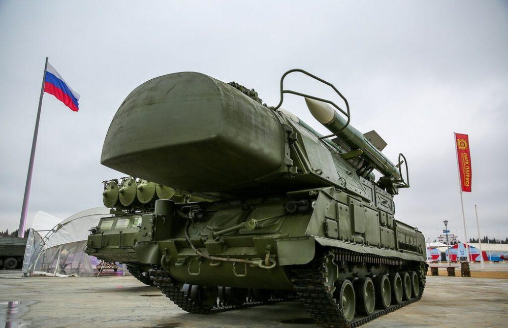 Бук-М1-2