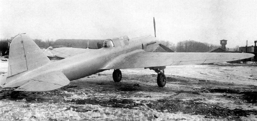 ЦКБ-55 – прототип Ил-2
