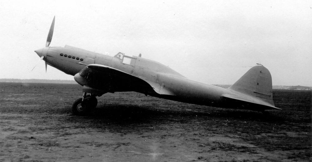ЦКБ-57 – прототип Ил-2