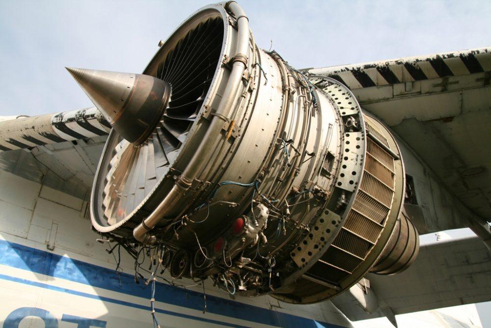 Д-18Т - двигатель Ан-124