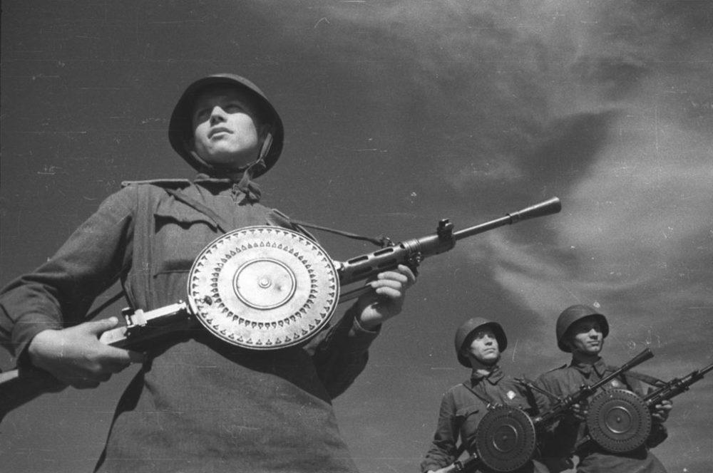 ДП — оружие Победы