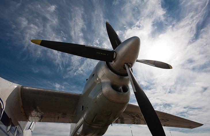 Двигатель АИ-24