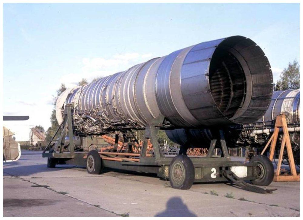Двигатель для Ту-160