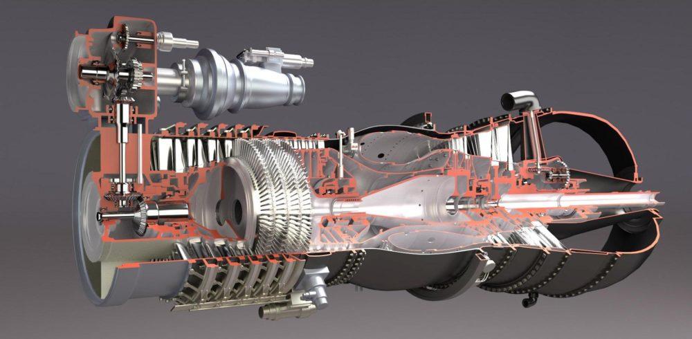 Двигатель Ка-27