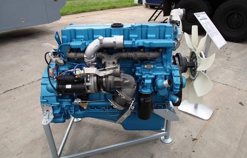 Двигатель «Тигра»