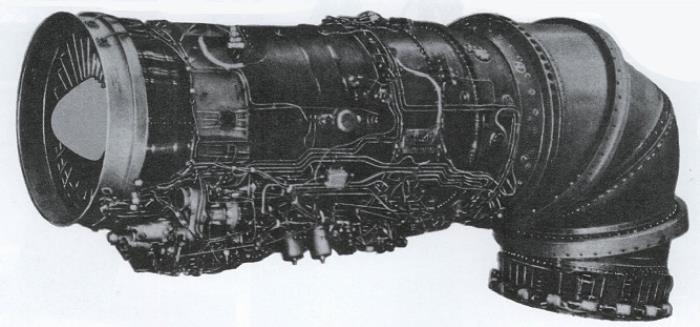 Двигатель Як-141