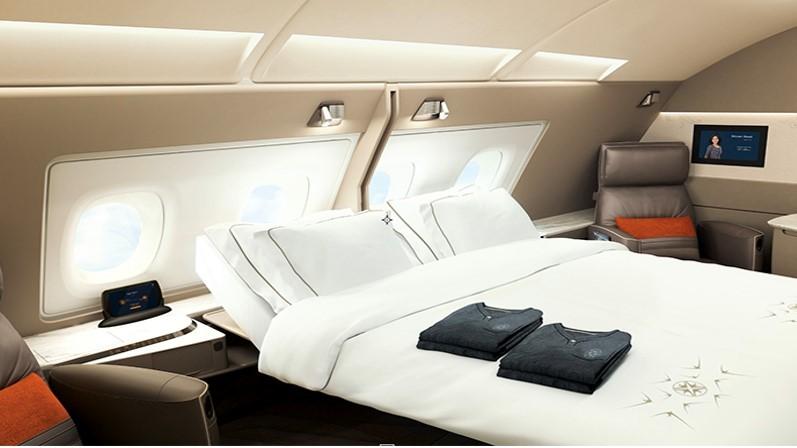 Двухместная каюта на А380
