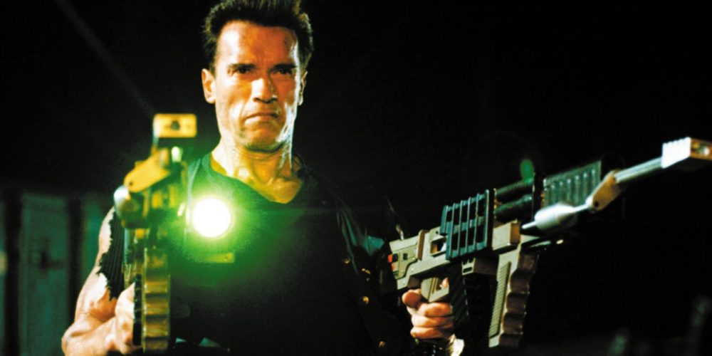 Электромагнитное оружие в кино