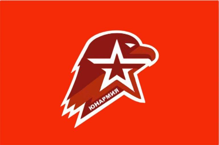Флаг «Юнармии»