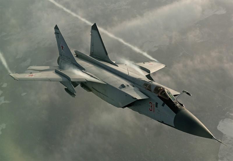Гаргрот МиГ-31