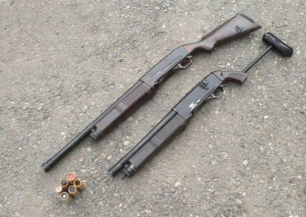 Гладкоствольный КС-23