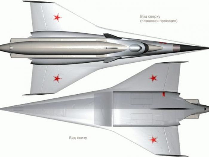 Глайдер Ю-71