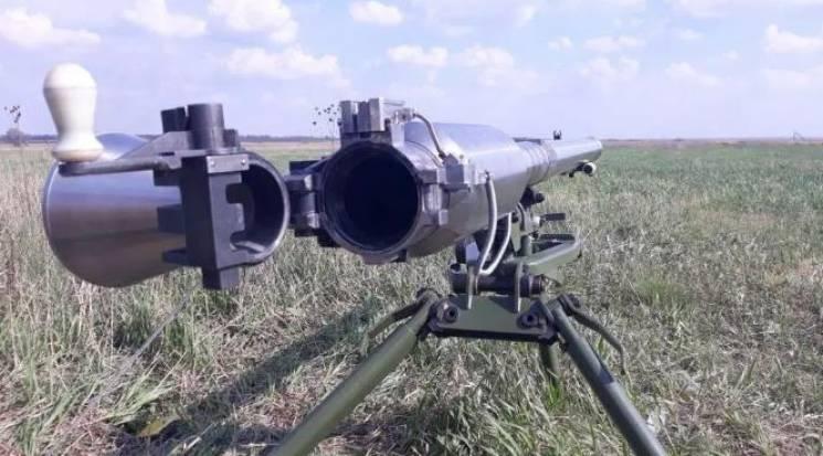 Гранатомет СПГ-9 «Копье»