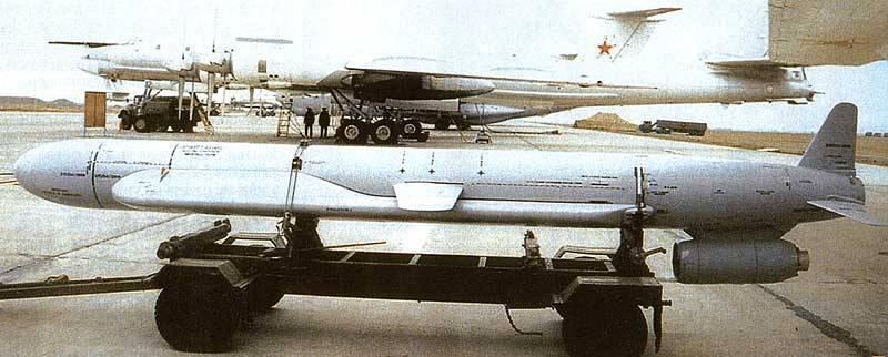 Х-55 - вооружение Ту-95МС