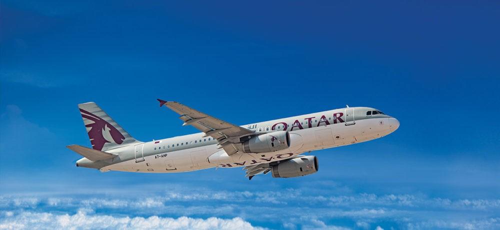 Катарский A320