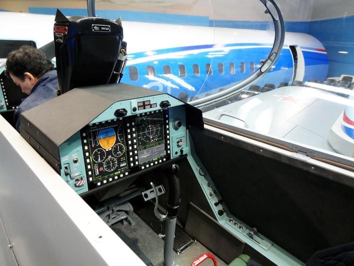 Место инструктора в Як-152