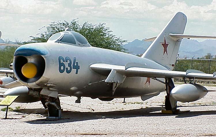 МиГ-17ПФ