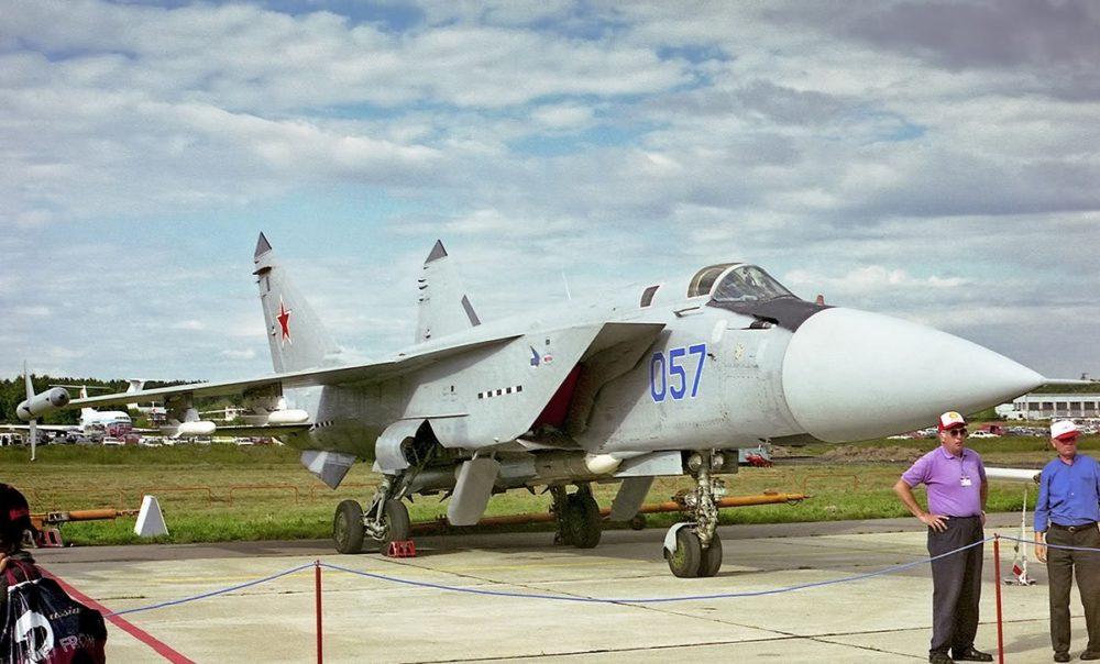 МиГ-31М