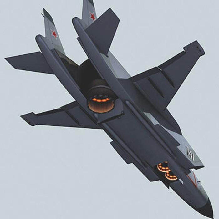 Модель Як-141
