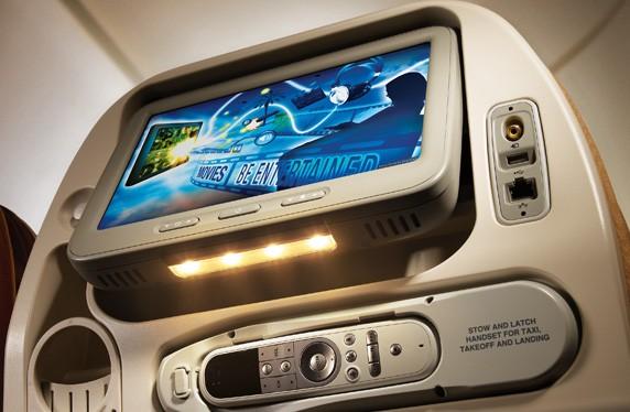 Мультимедийная система А380