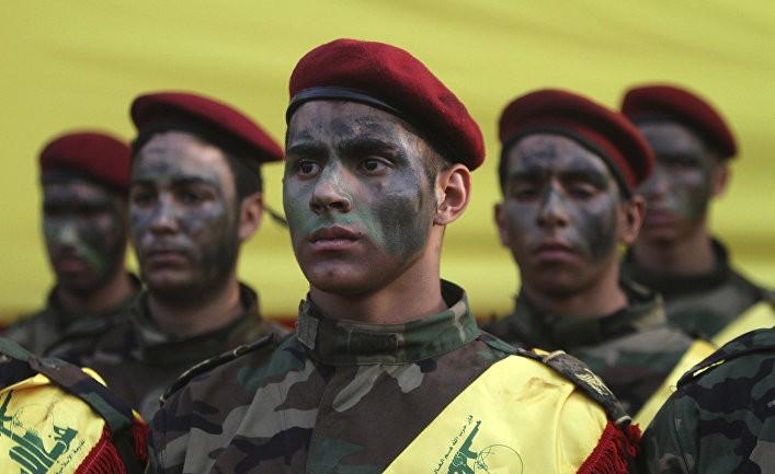 Новобранцы «Хезболлы»