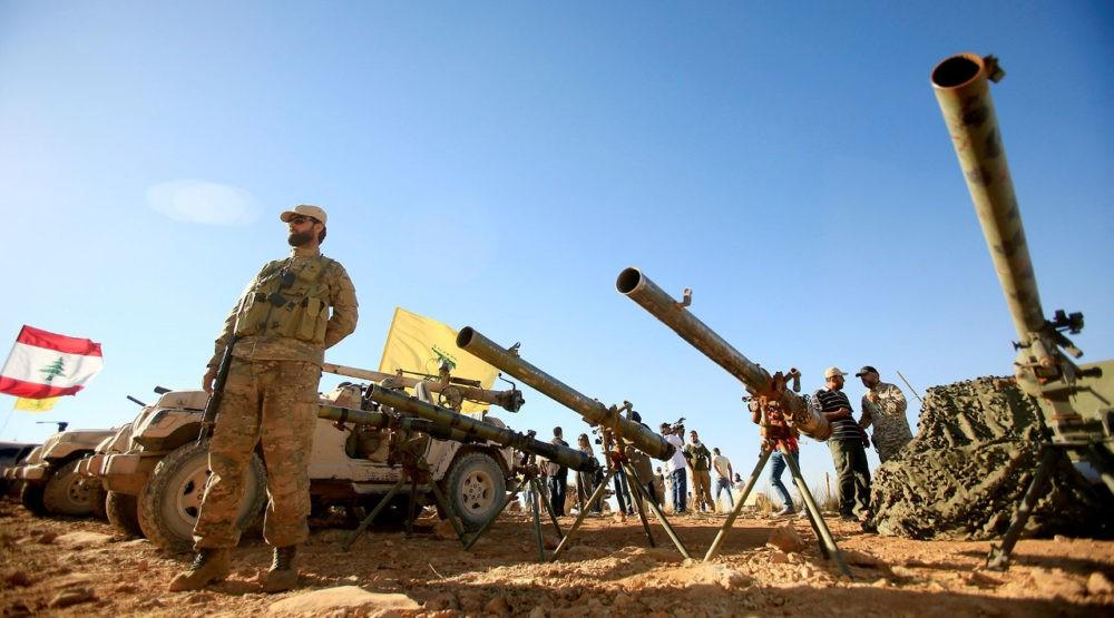 Оборонительный рубеж «Хезболлы»