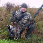 Охотник с ТОЗ-34