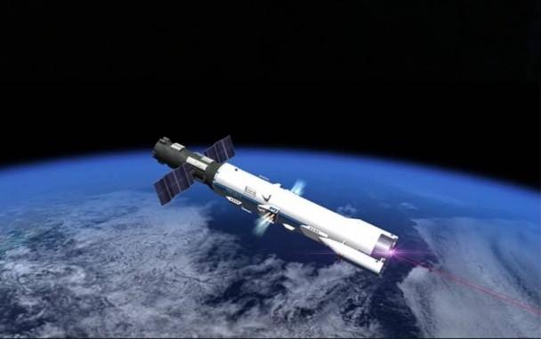 Орбитальный лазер