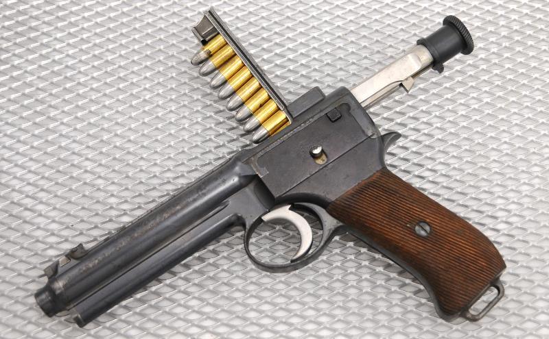 Пистолет M1907