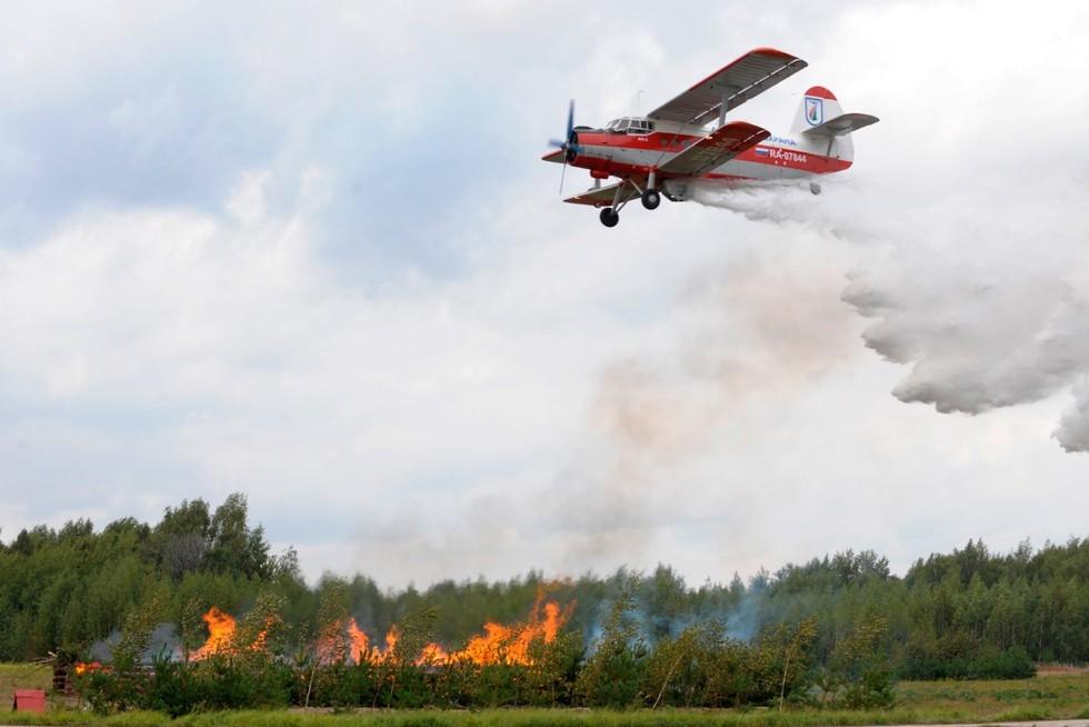 Пожарный Ан-2