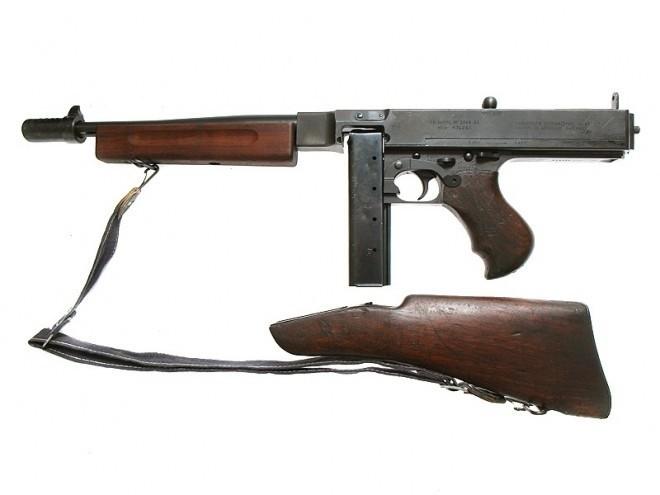 ПП Томпсона M1928A1