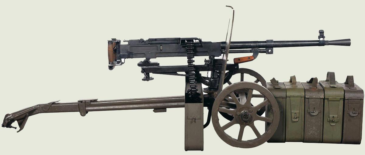 Пулемет СГ-43